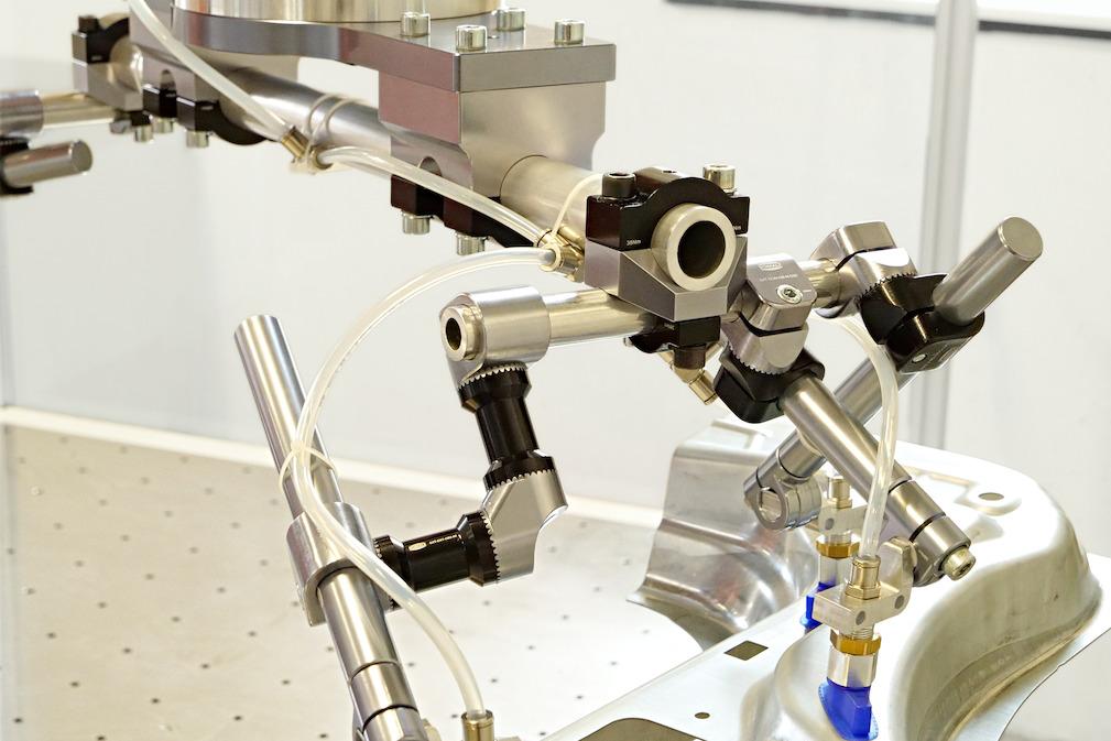 Roboterflansche mit Klemmung SXT-RF-CL