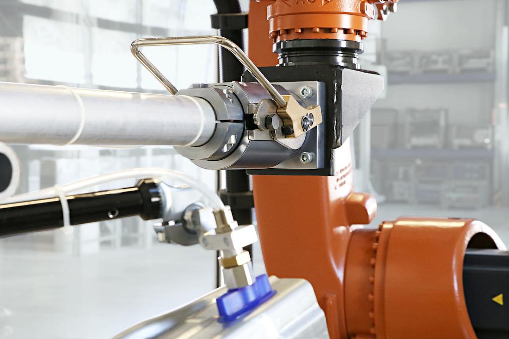 Roboter-Schnellwechselbajonette SXT-QC-CON