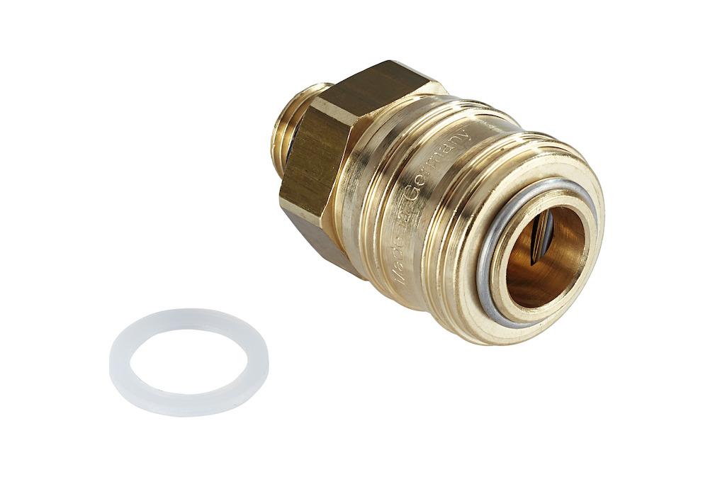 DRUC-KUPP D27 G1/4-AG NW7.2