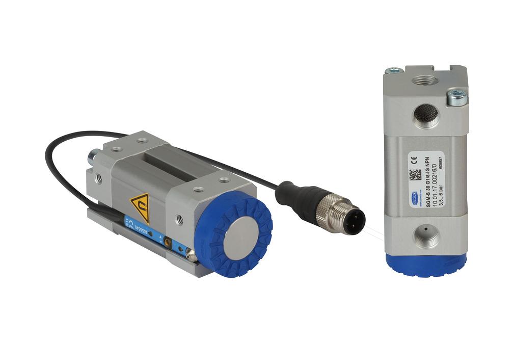 SGM-S 30 G1/8-IG NPN