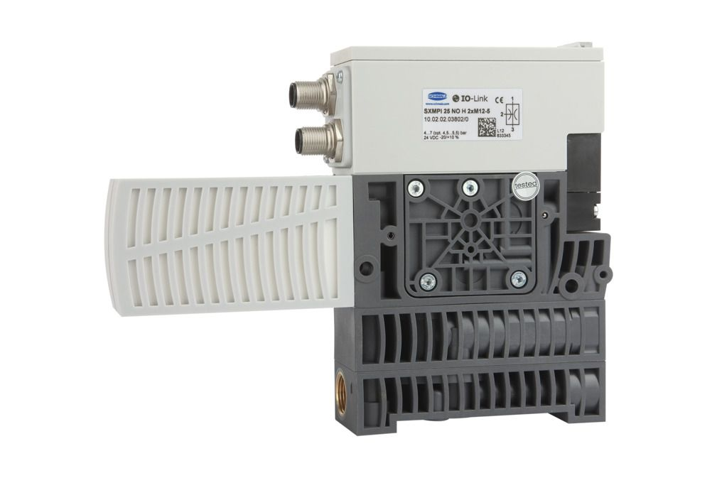 SXMPi 25 NO H 2xM12-5