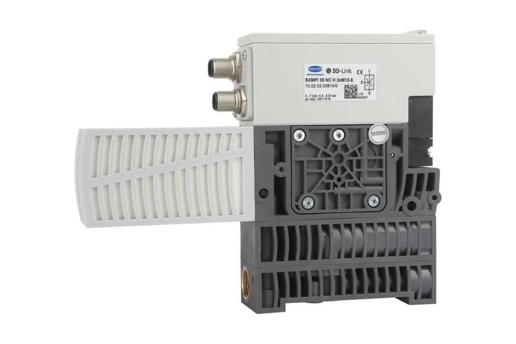 SXMPi 30 NC H 2xM12-5