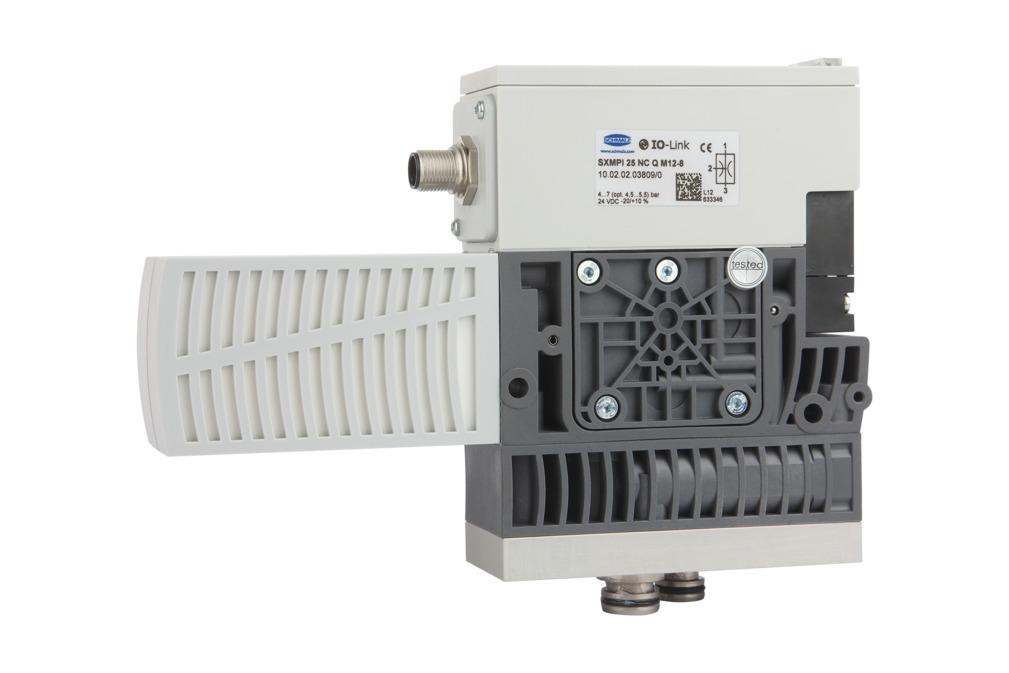 SXMPi 25 NC Q PC M12-8