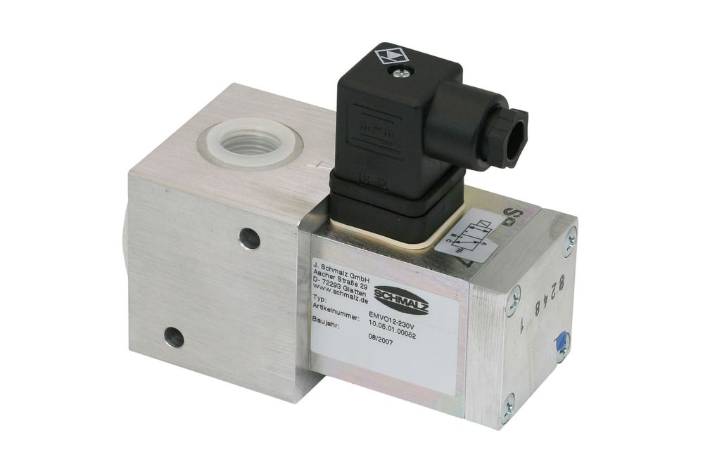 EMVO 12 230V-AC 3/2 NC