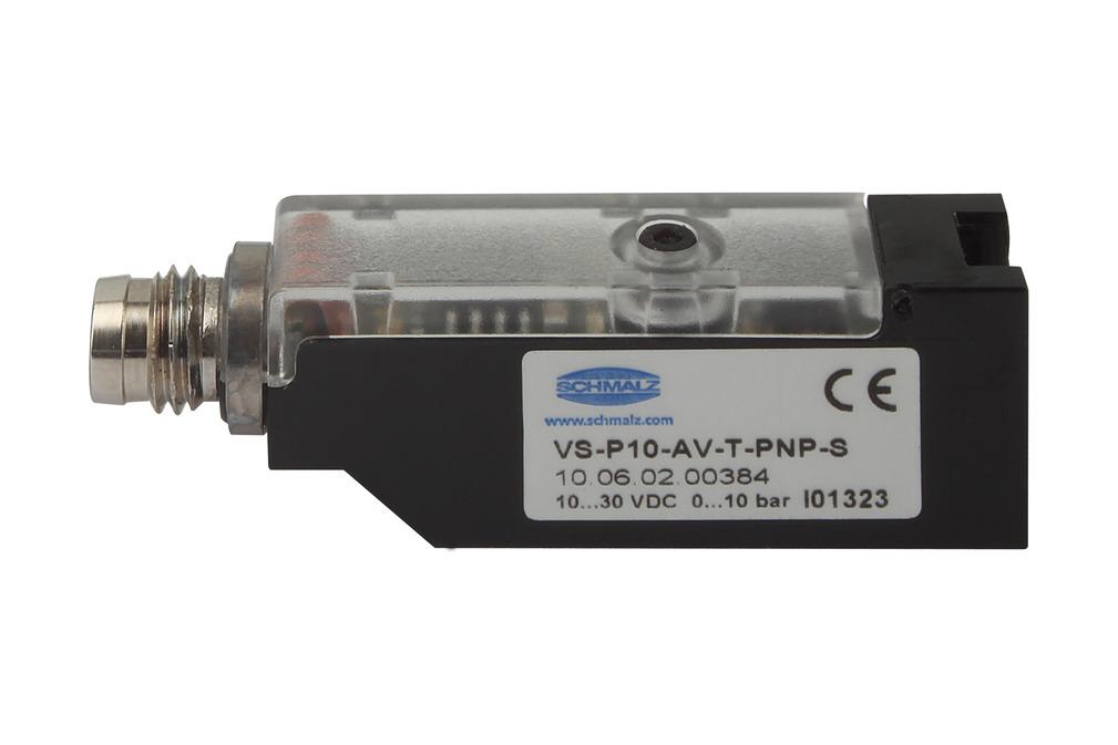VS-P10-AV-T-PNP M8-4 S