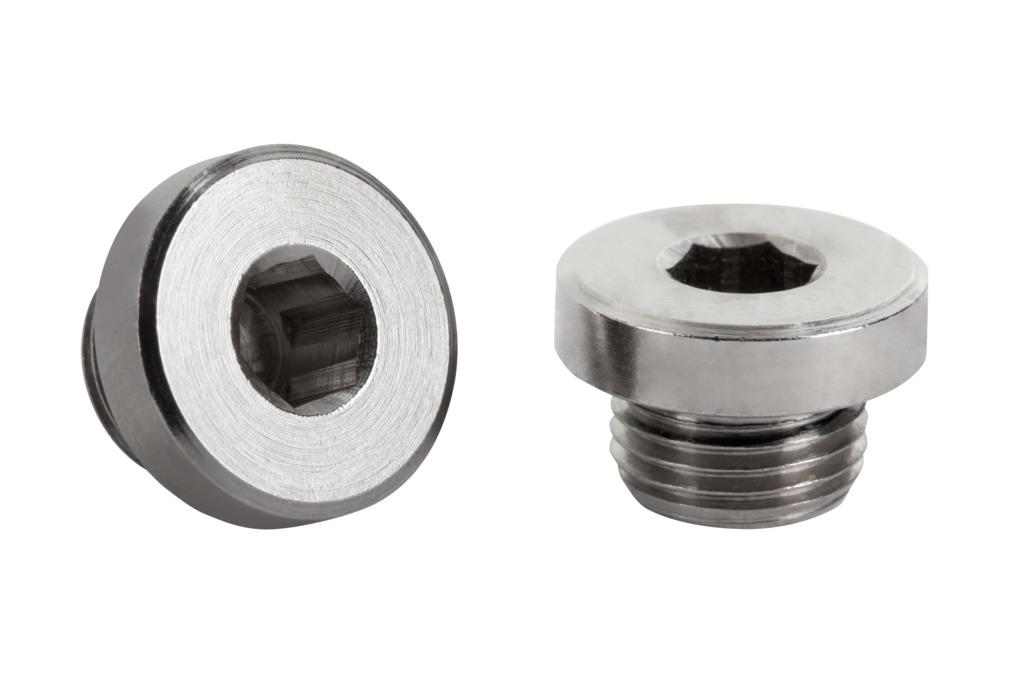 VRS-SB G1/8-AG ISKT O-Ring