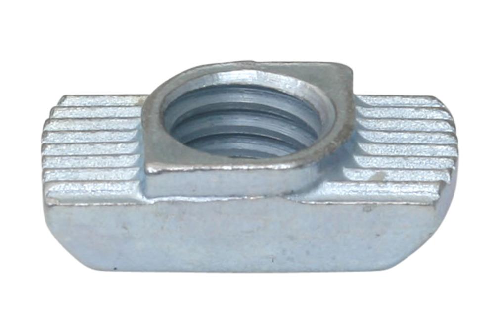 NUT-STEI 10x20 M8-IG