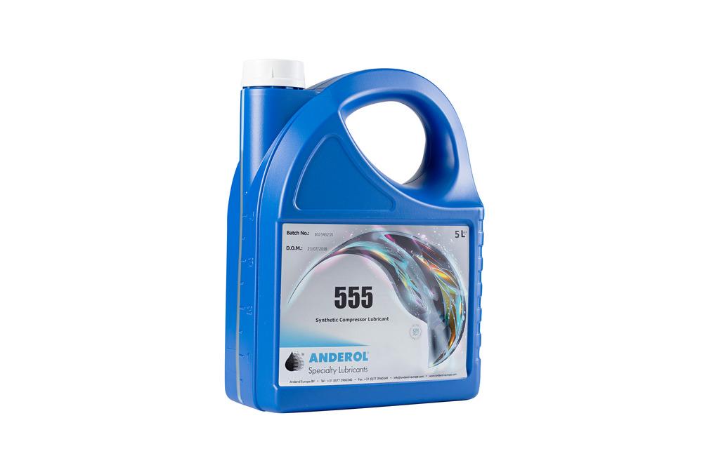 OEL EVE-OG 5L ANDEROL 555