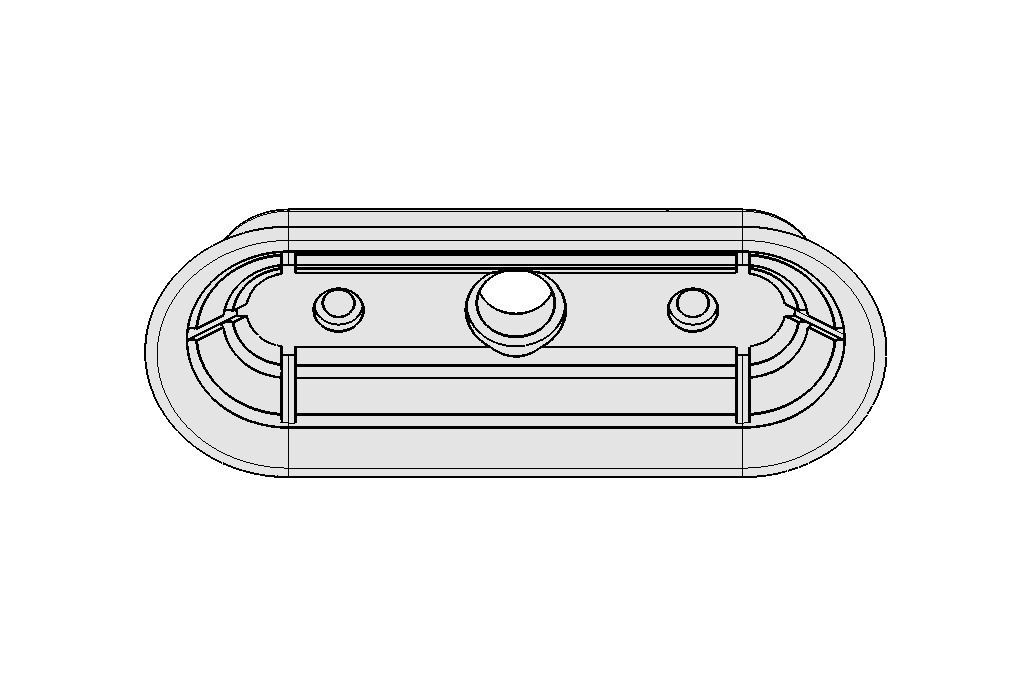 Glockensauggreifer SAOG (oval)
