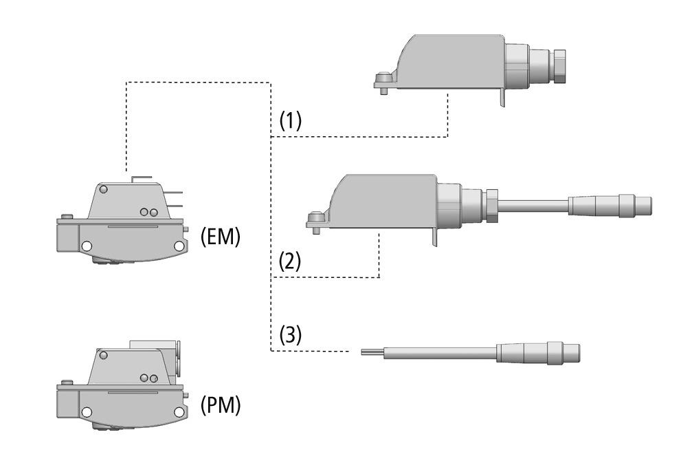 Vacuum Switches VS-V-PM/EM-ST