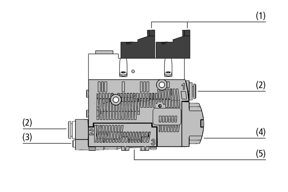 Compact Ejectors SCPSb