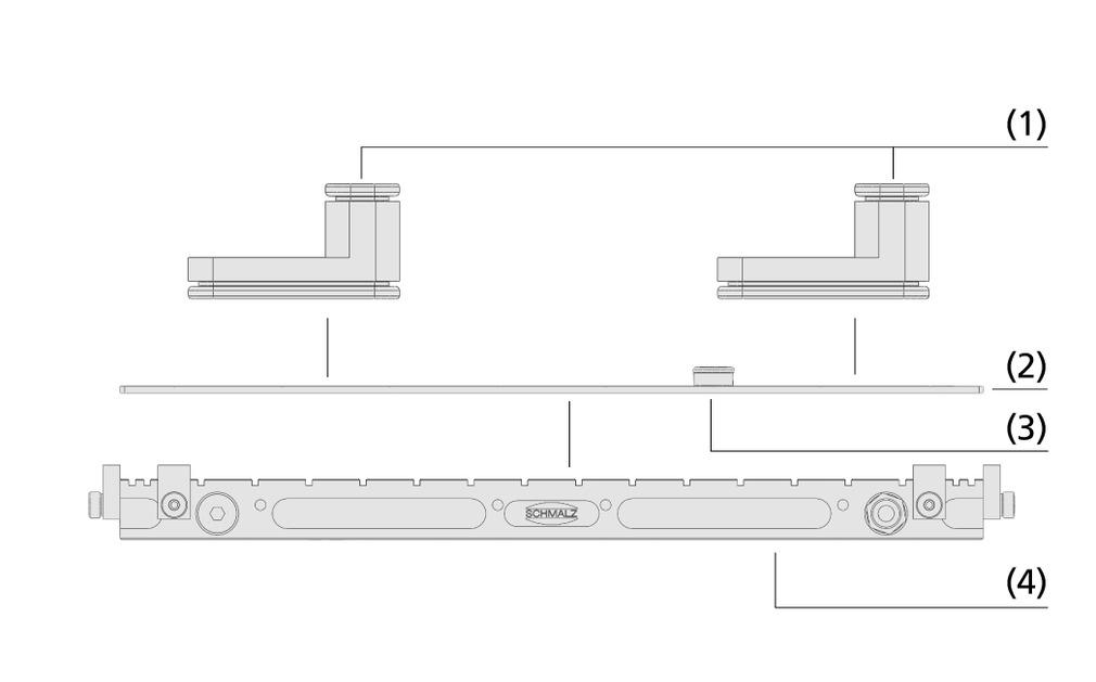 Innospann Steel-Plate System ISST-MPL