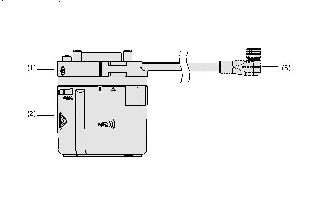 Vakuum-Erzeuger ECBPMi