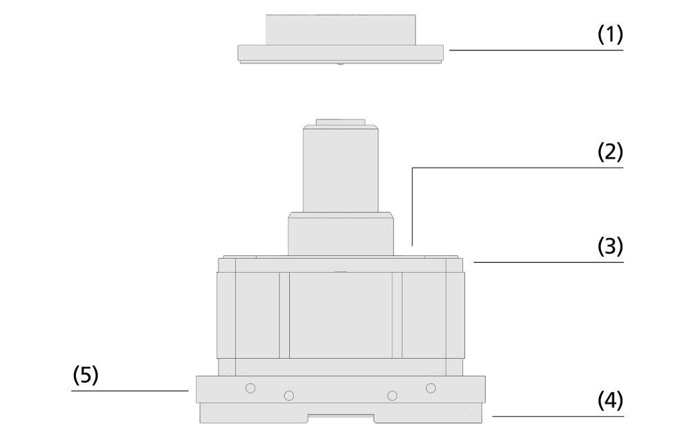 Mechanische Spanner VCMC-K2