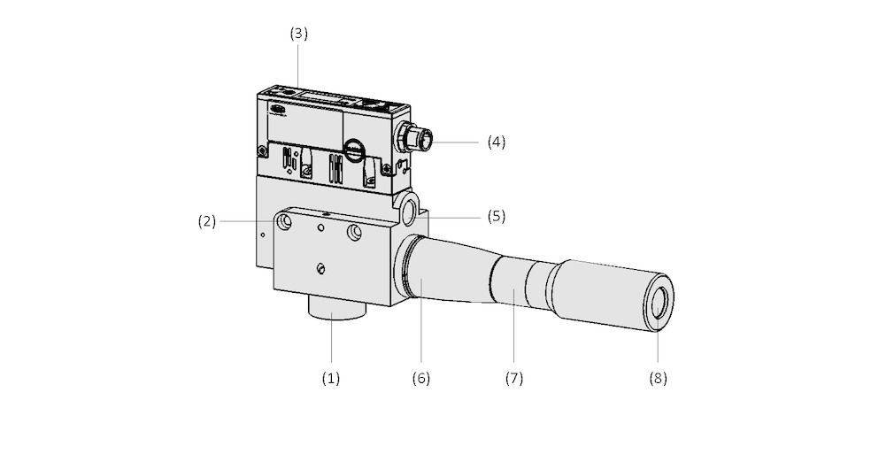Compact Ejectors SCPS- / SCPSi-L