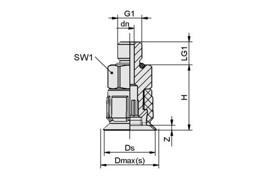 SPF 10 ED-65 M5-AG
