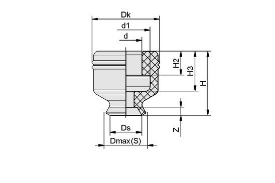 PFG 2 NBR-ESD-55 N003