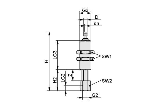 FSTIm M3-IG 4/2.5 A 5 IN
