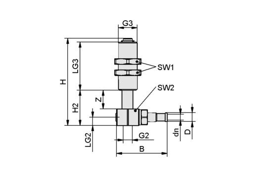 FSTIm M5-IG 6/4 L 10 IN