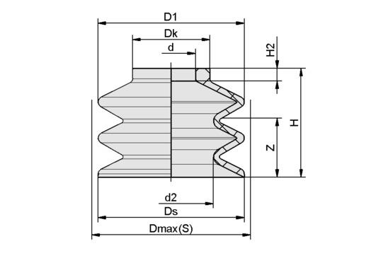 FG 32 PVC-50 N058