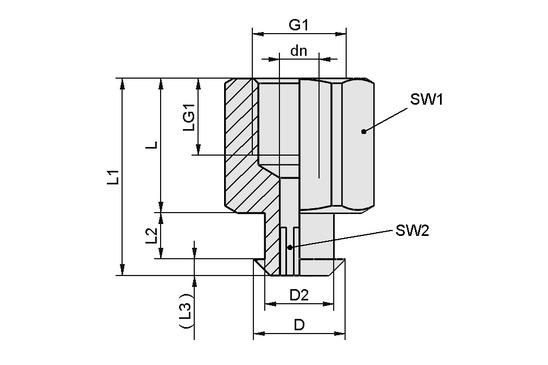 SC 050 G1/4-IG SW410