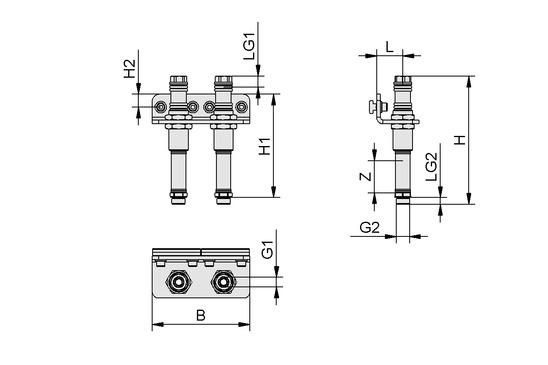 FST-STARR 25 HD2 G1/2-AG G3/8-IG