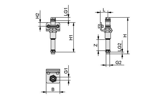 FST-STARR 50 HD1 G1/2-AG G3/8-IG