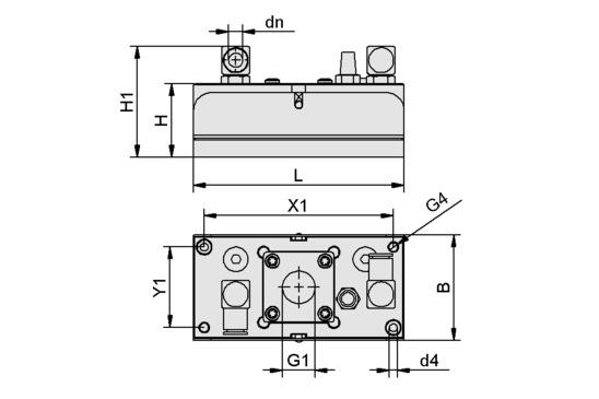 FX-SW 120x60 20x20 N10 10 SEA