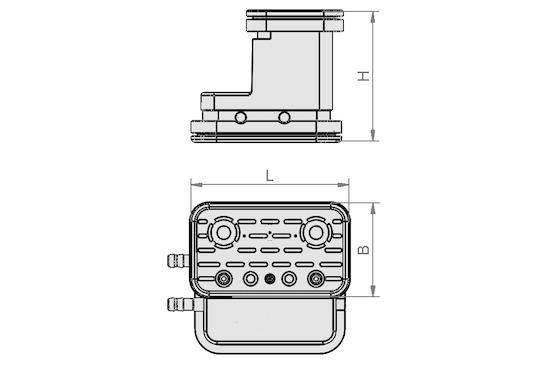 VCBL-G-K2 120x50x100 ST