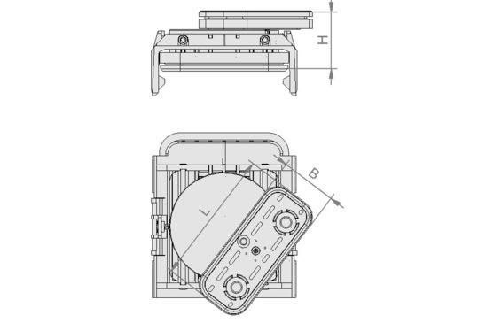 VCBL-K1 130x30x50 D-360