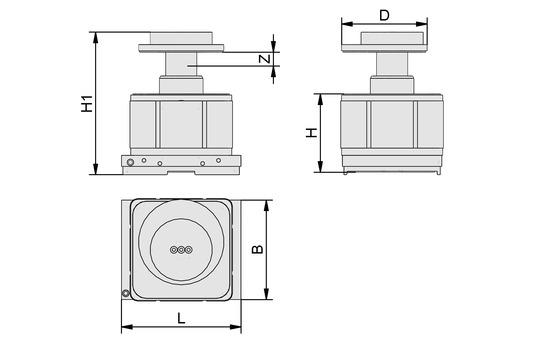 VCMC-K2 154x128x100
