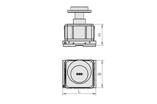 VCMC-K2 154x128x100 FI