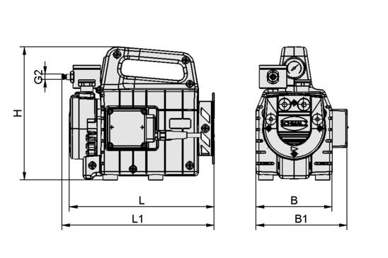 VC-M-PU 4 230V-AC