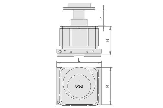 VCMC-K2 154x128x125