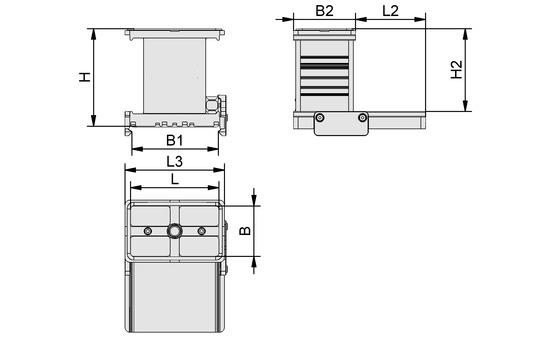 VCBL-A-K1-125x75x125-Q