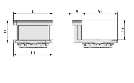 VCBL-B 130x30x48 TV
