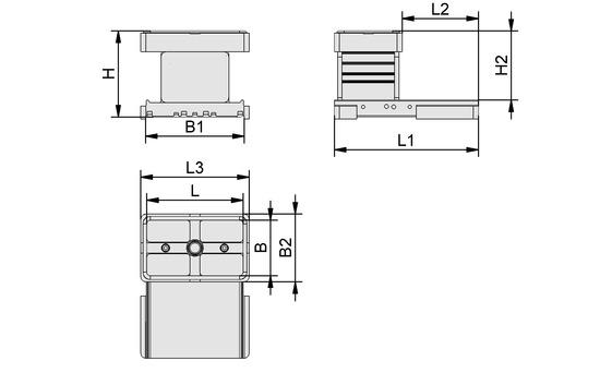 VCBL-A-K2-125x75x100-Q