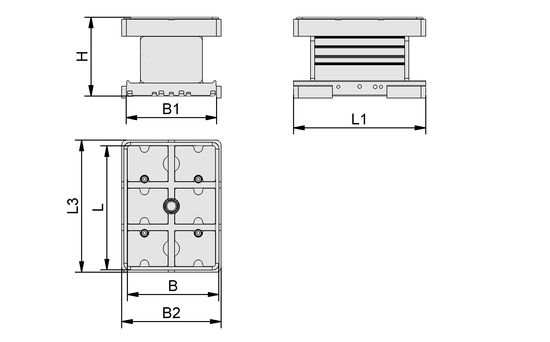 VCBL-A-K2-160x120x100
