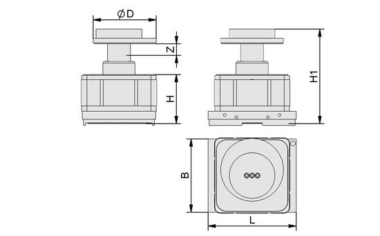 VCMC-K1 154x128x85
