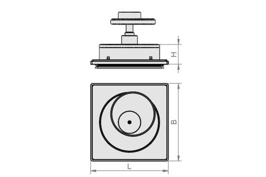 VCMC-R 175x175x45 30/50