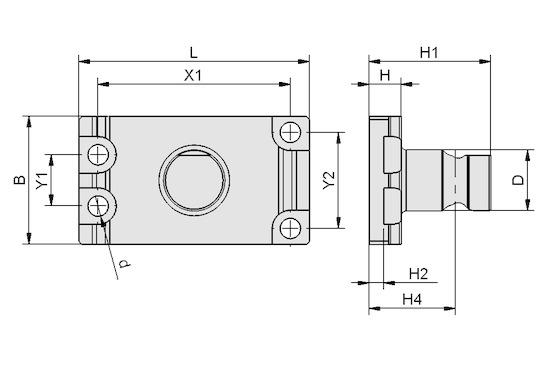 HTS-A2 EW SGM-HP 40x121 OP