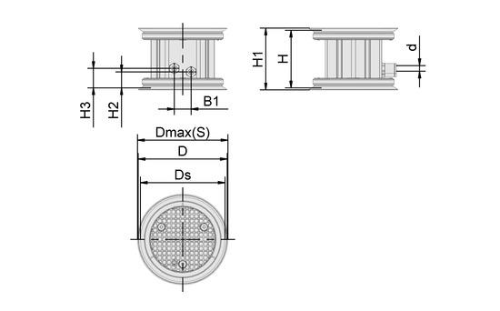 VCBL-GL D120x81.5