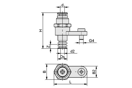 SD-MOD 4 32x15x35 FG 9 SWGm