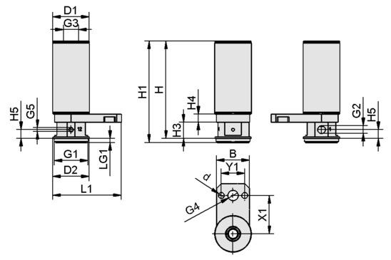 SCG 1xE100 A MS SDA M37x1-AG