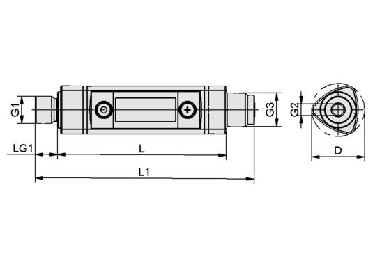 VS-MONT 76.5x19 VSi FXP-FMP