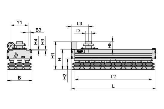FMP-SW90 1036 5R36 SPB2-20P F G60
