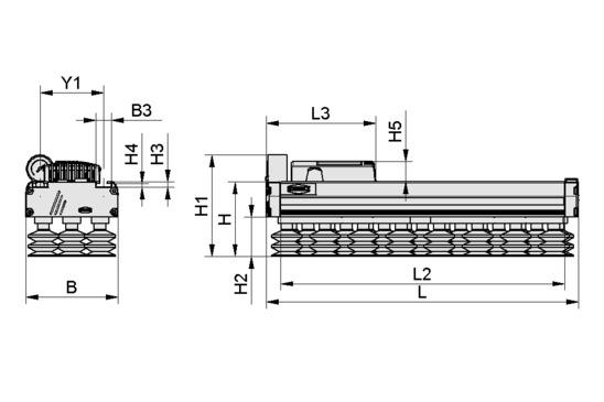 FXP-S-SW90 1036 5R36 SPB2-20P