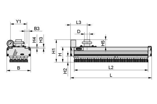FMP-S-SW90 838 5R36 SPB2-20P G60