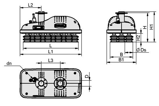 FMCB-SW150 297 3R54 SPB2 40 P VSi