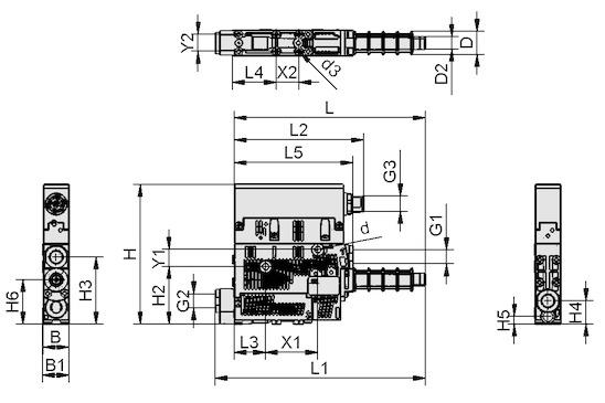 SCPS-UHV-HD 16 G02 NC PNP